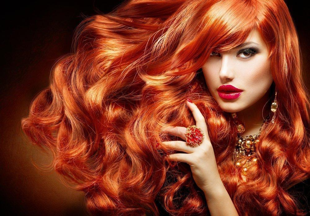 Хна и красота волос