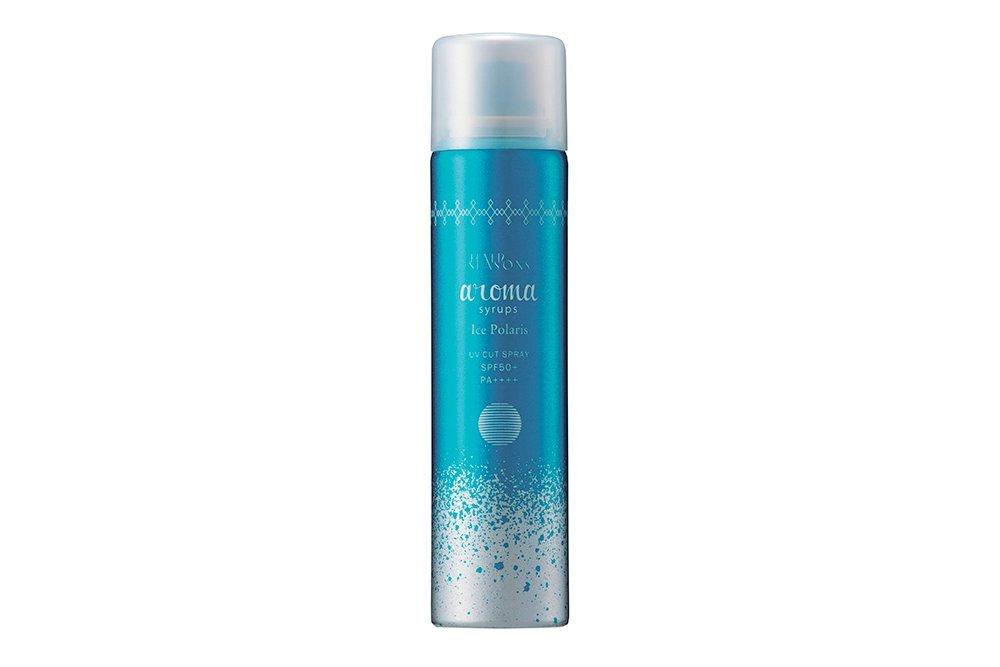 Защитный лак-спрей Hair Seasons Aroma Syrups Ice Polaris/UV Cut Spray от DEMI