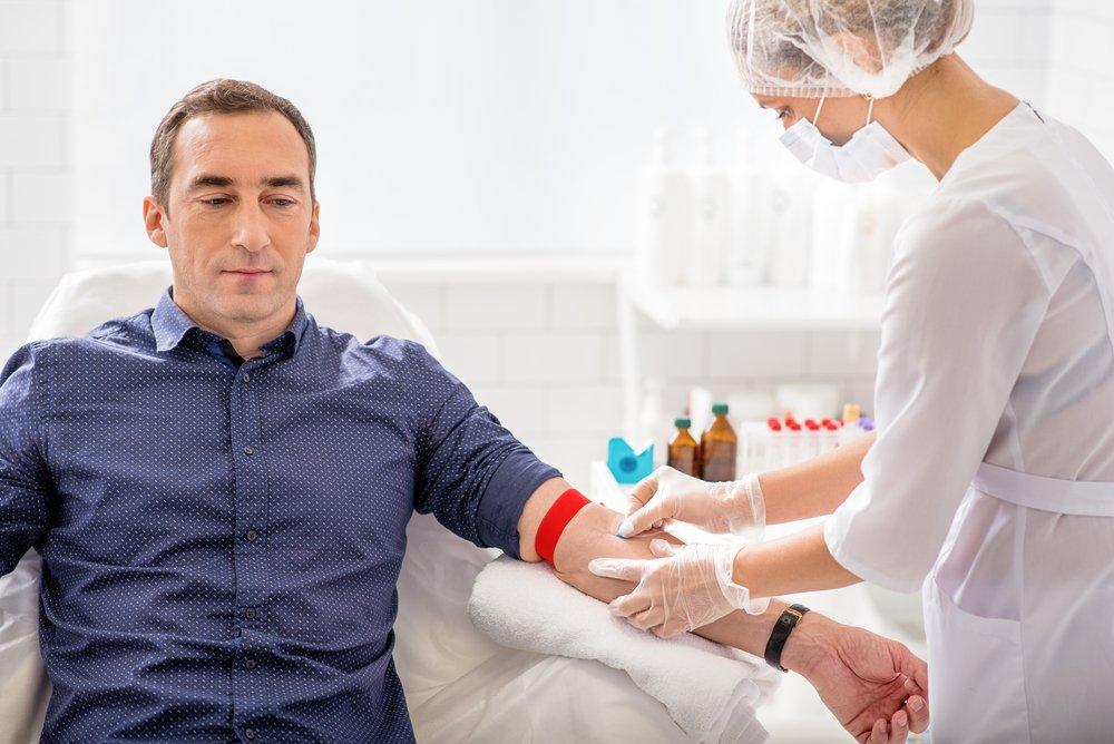 сдача крови на ВИЧ