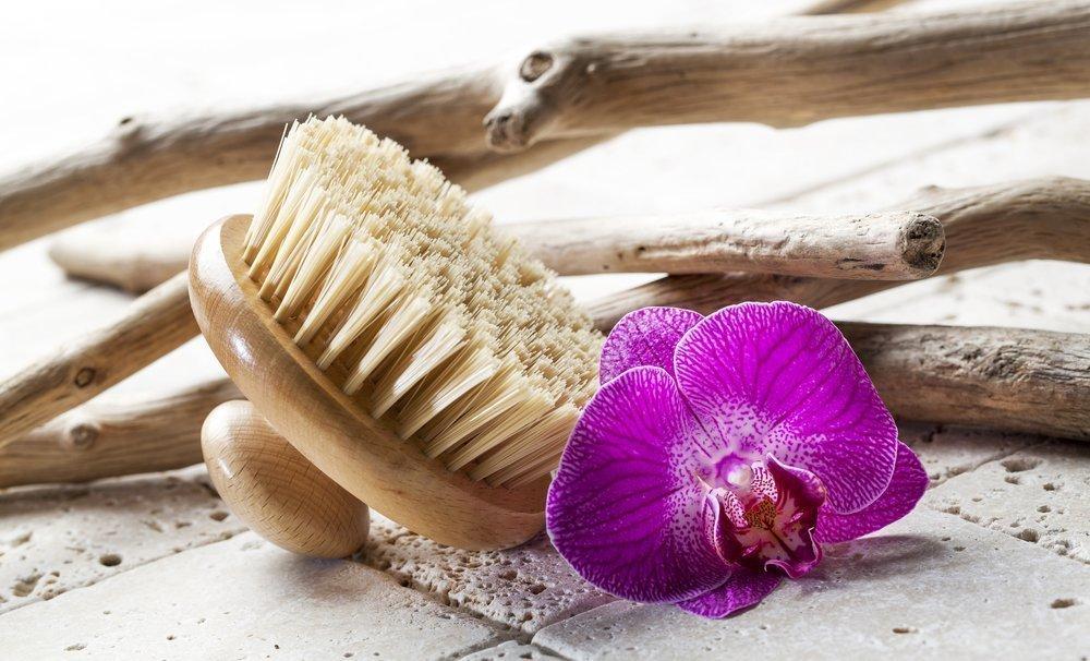 Заведите привычку делать сухой массаж