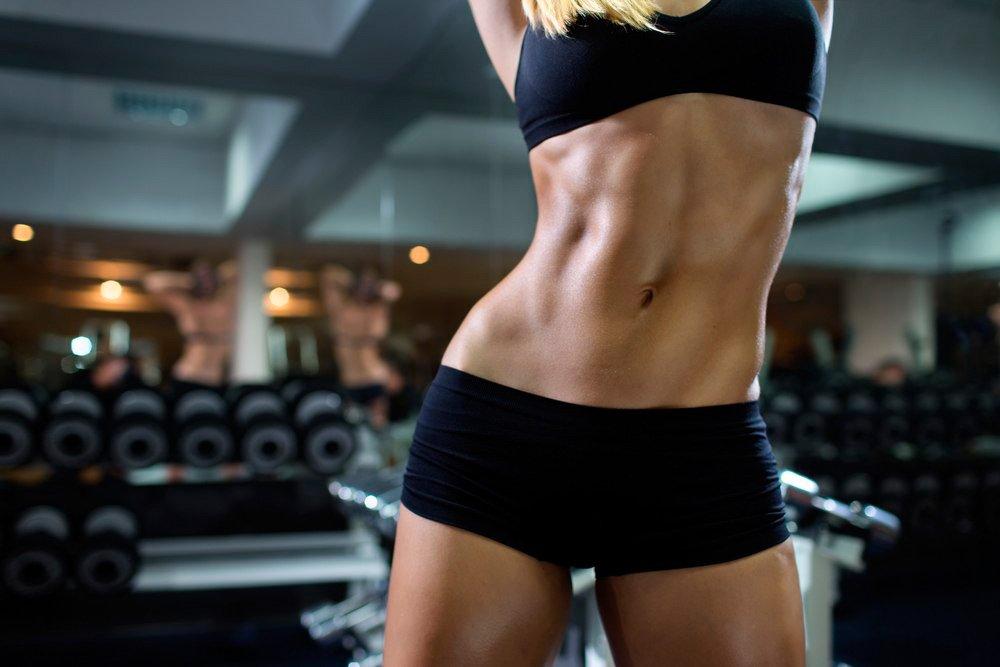 силовые тренировки для похудения программа