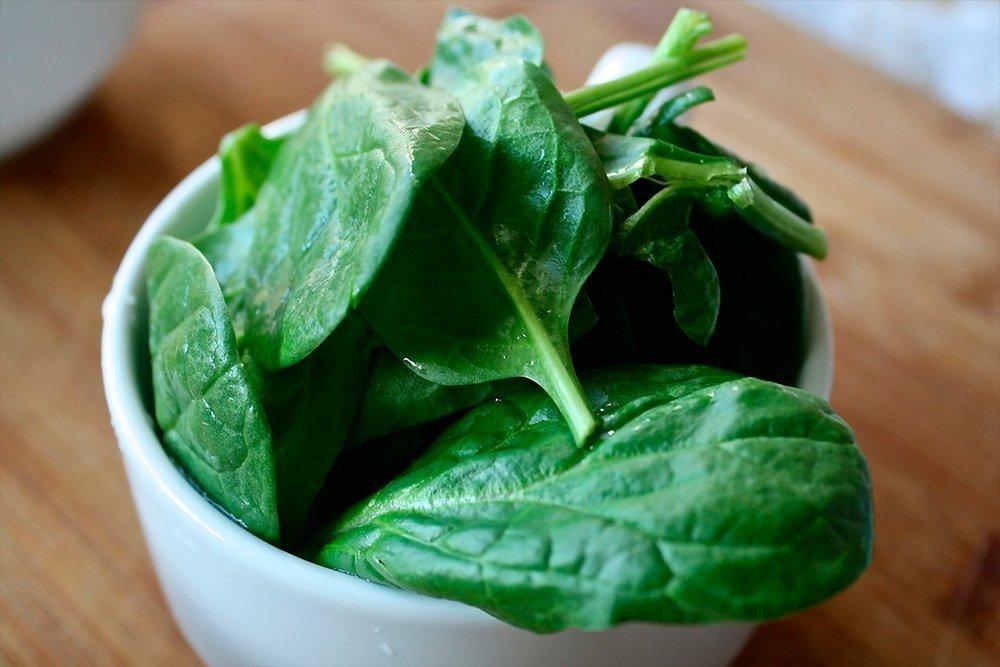 Похудение на шпинате: как работает?