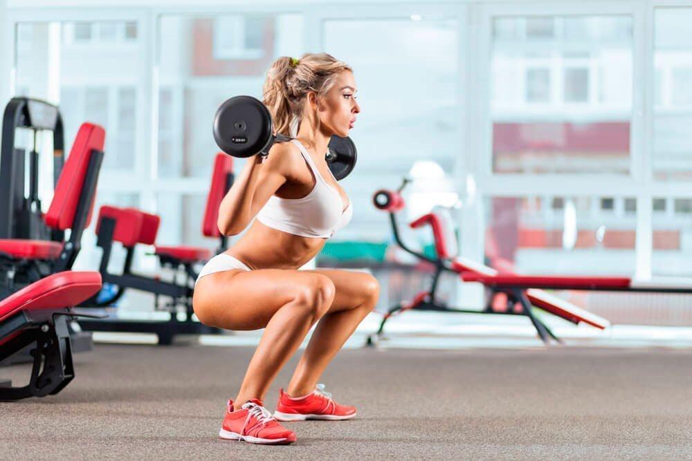 Самостоятельные фитнес-тренировки