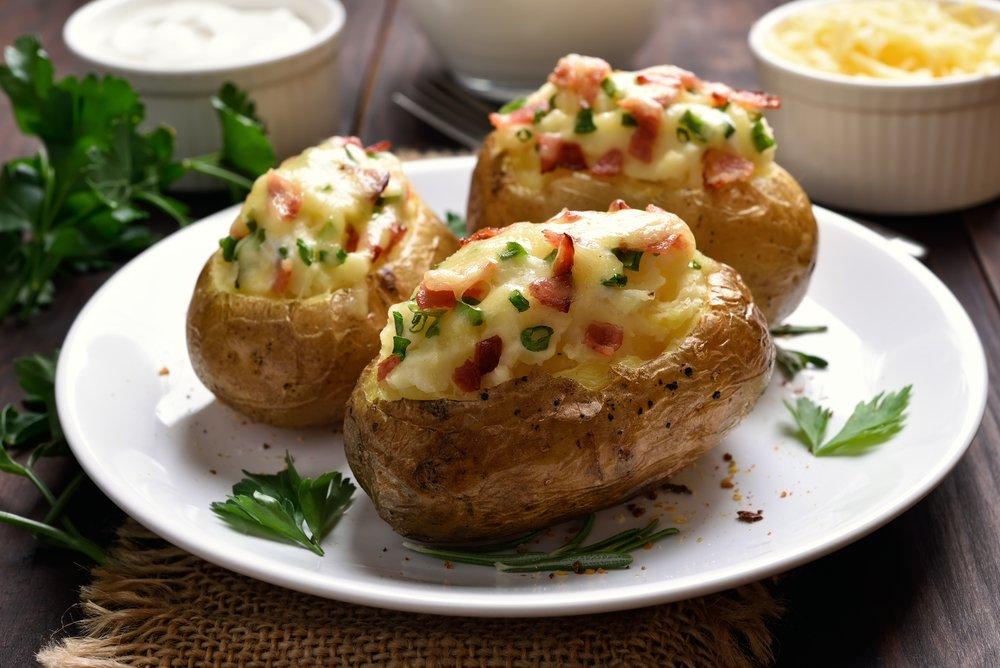 Как сделать основу для «крошки-картошки»?
