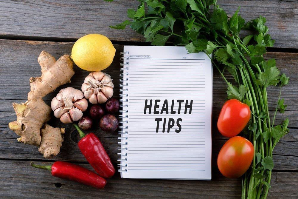 1. Здоровые продукты питания, которые вредны