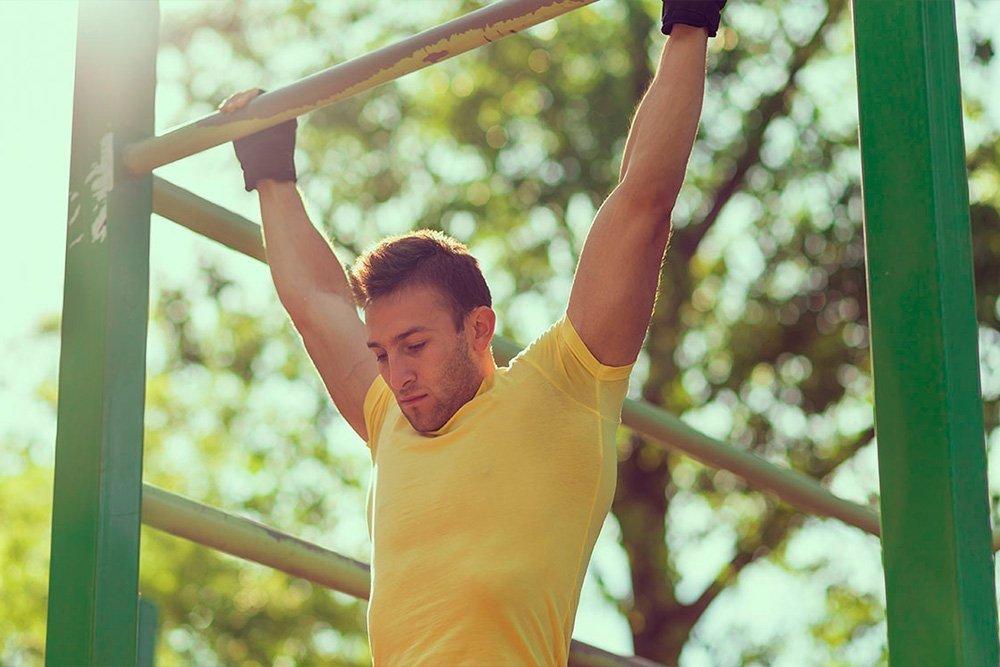 Фитнес-упражнения на растяжку
