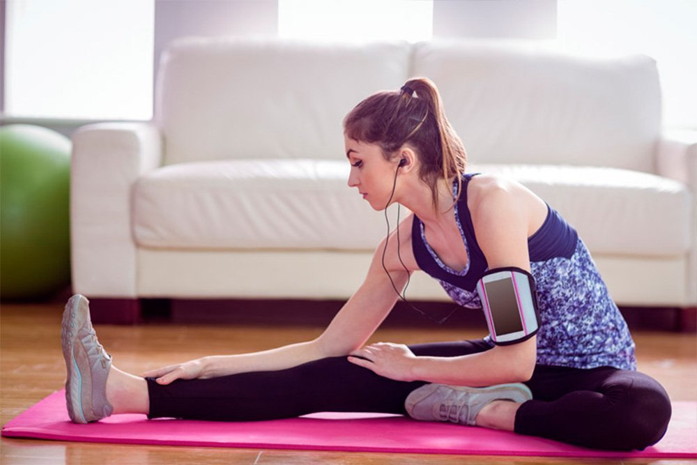 Преимущества домашнего фитнеса