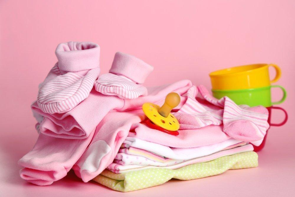 Домашняя одежда новорожденного
