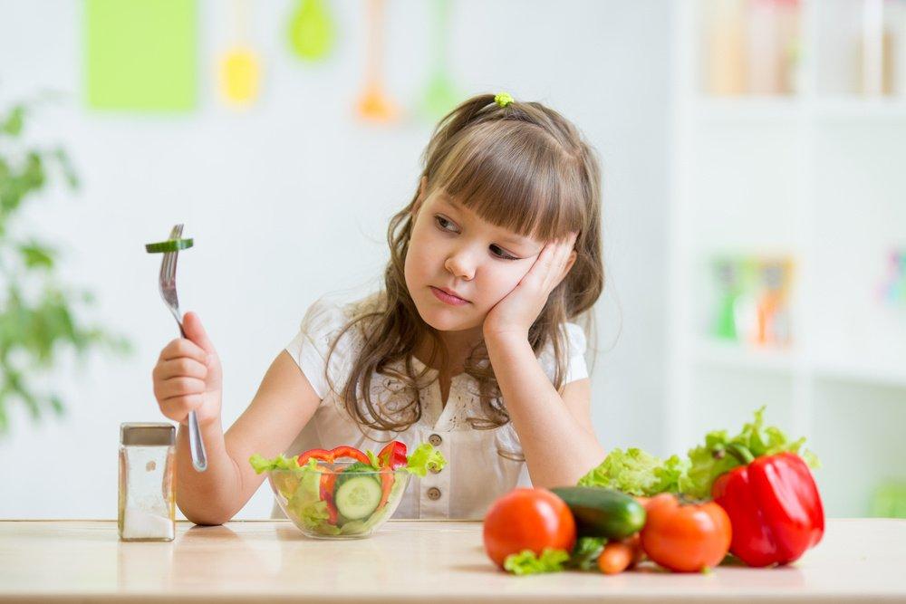 Чем заменить овощи?