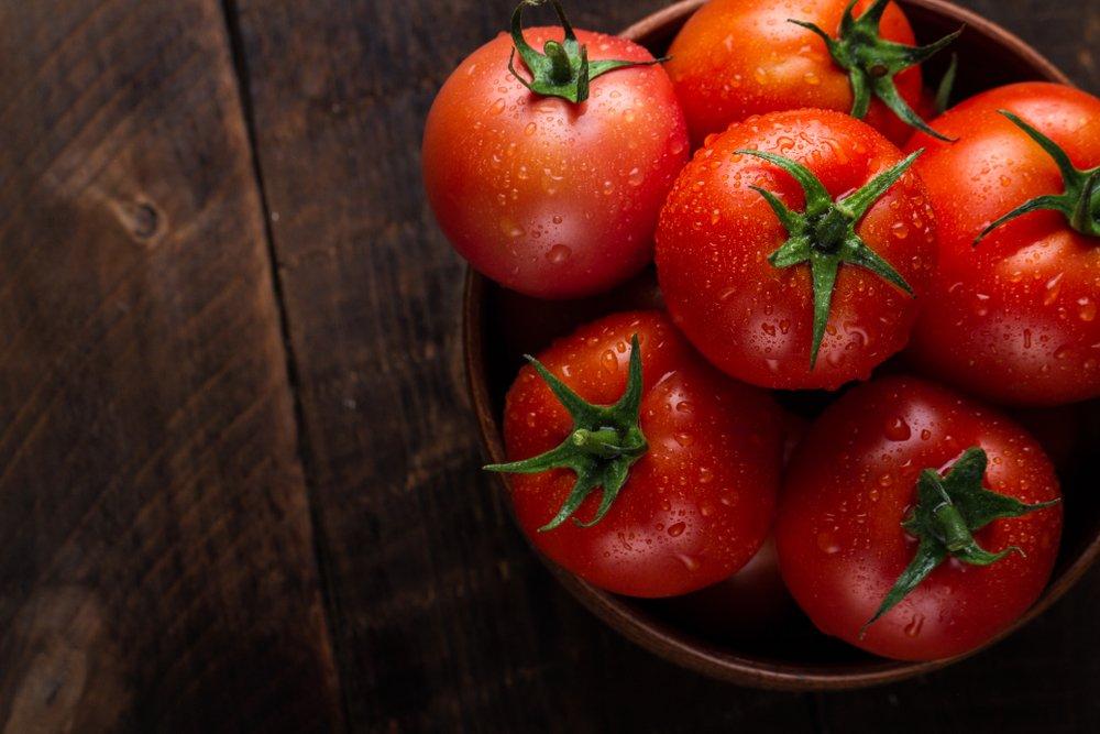 Разгрузочные дни на томатах