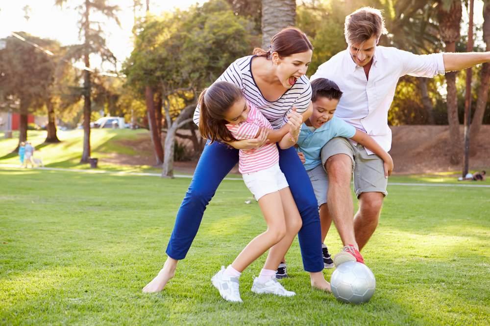 Семейные игры для развития ребенка