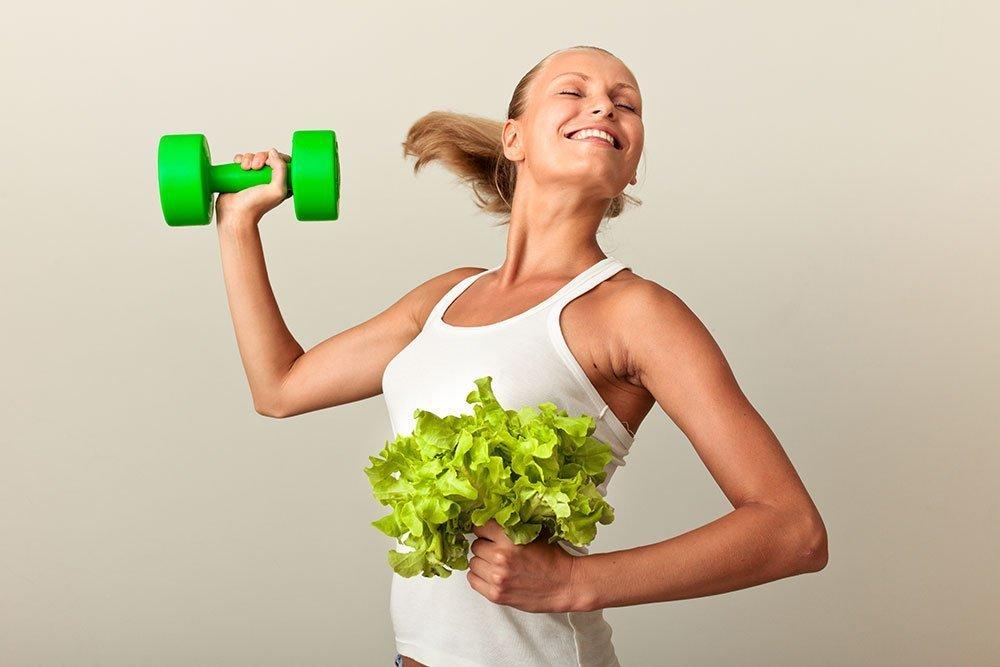 Диета для похудения: все дело в питании