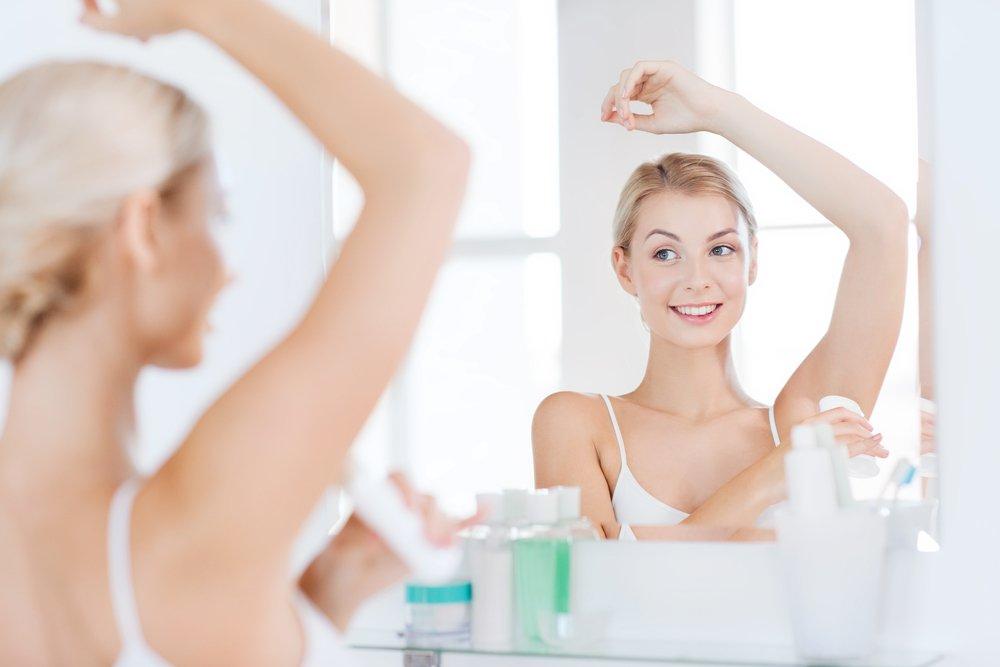 Дезодорант VS антиперспирант: очевидное и вероятное