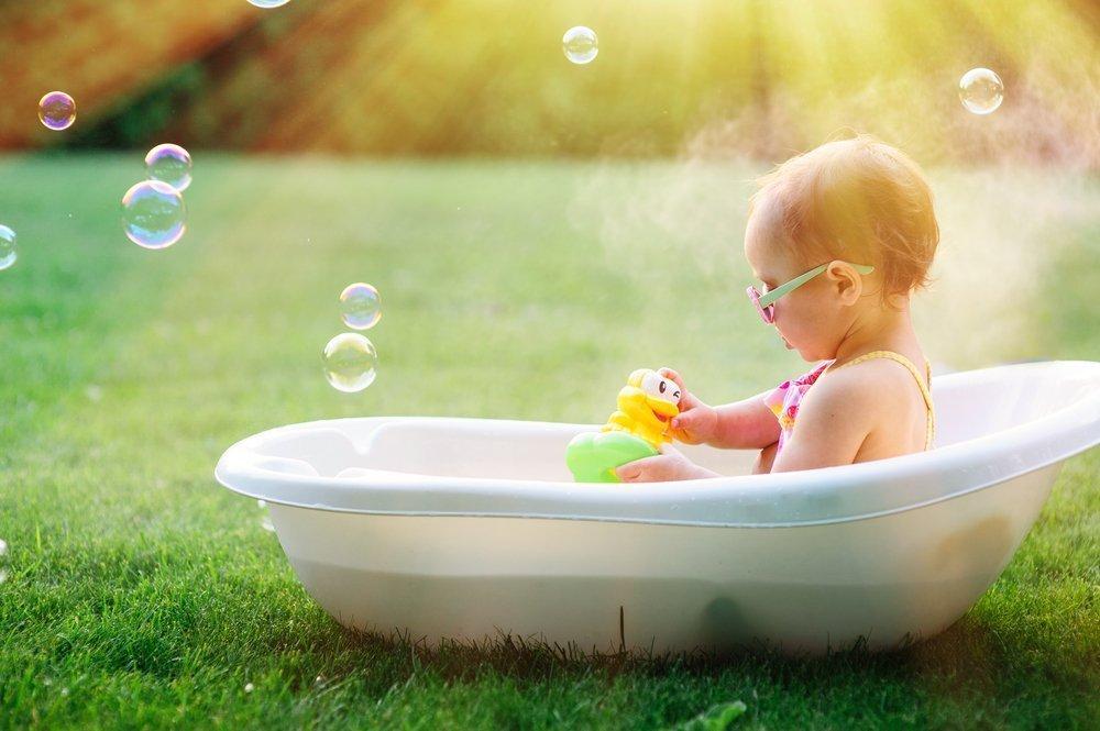 Водные процедуры для укрепления иммунитета