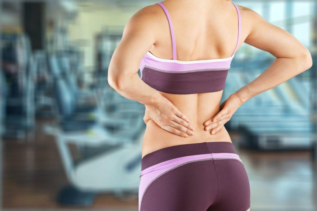 Стоит ли проводить фитнес-тренировки, если боль не прошла?