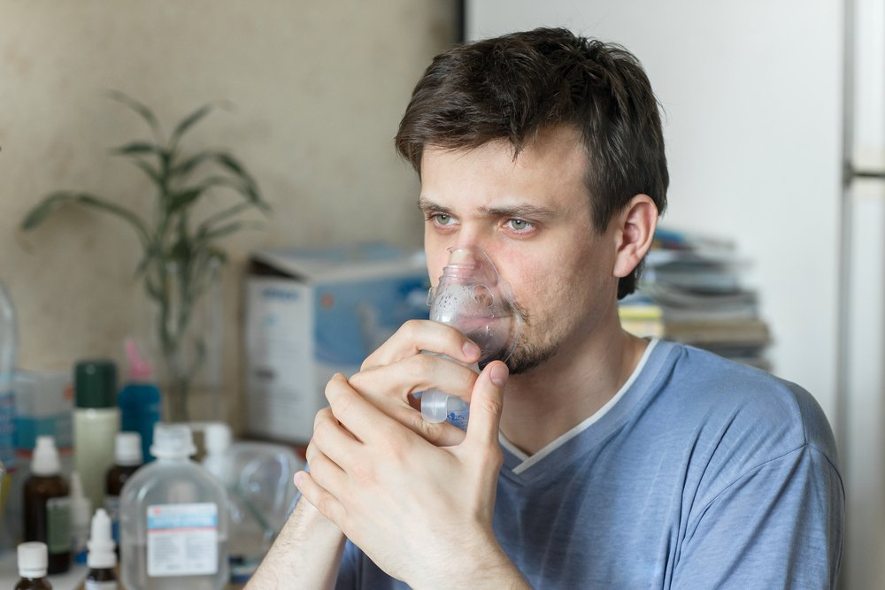 Ингаляции при насморке и кашле