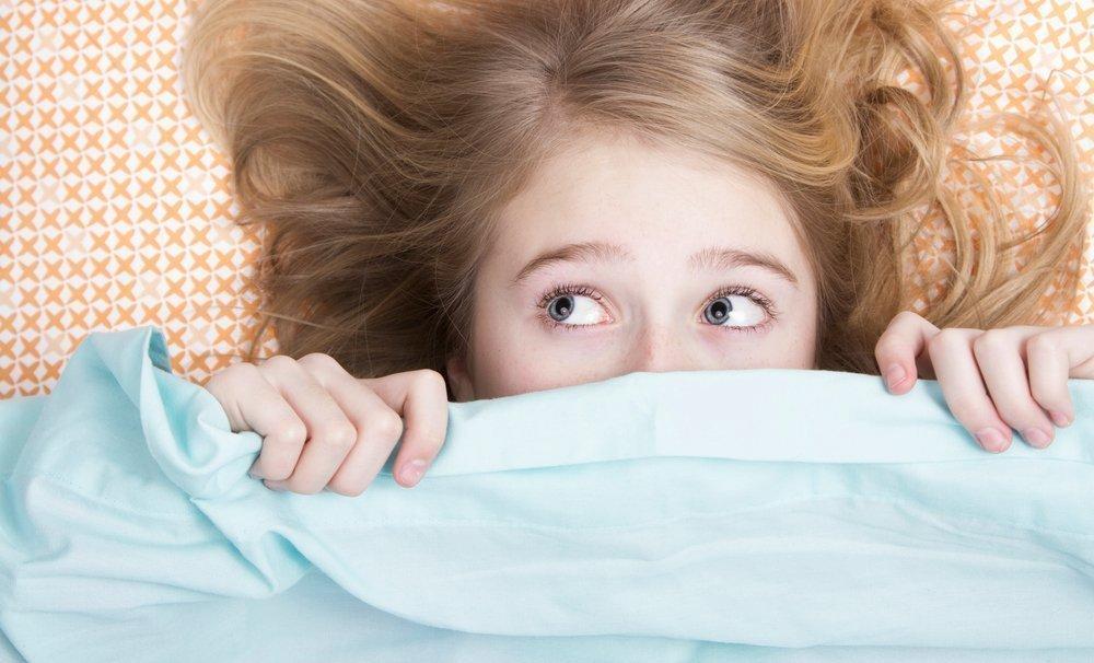 Распространенные детские неврозы