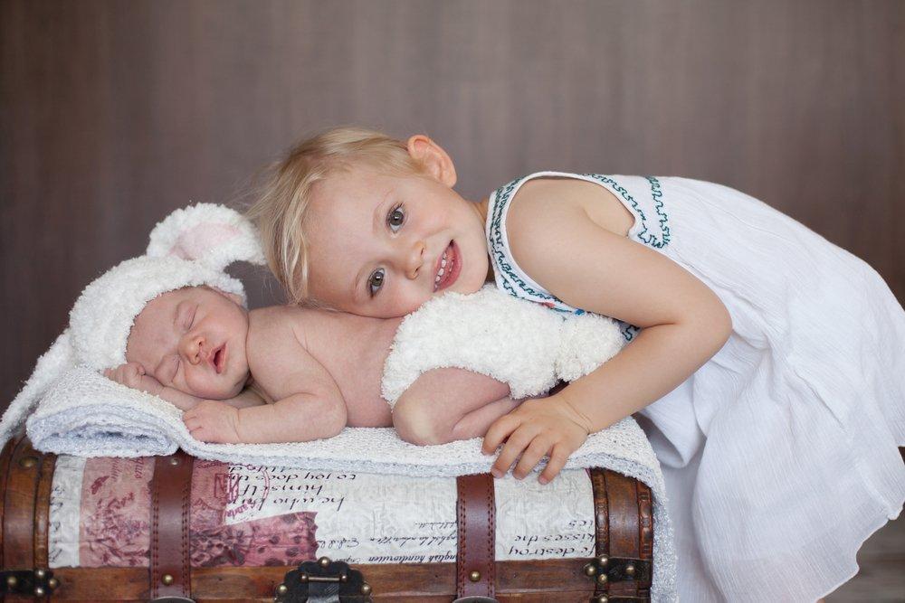 Рождение ребенка: что чувствует ваш первенец?