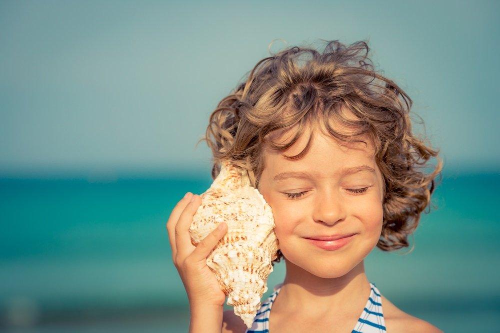 Отдых с детьми осенью: особенности адаптации
