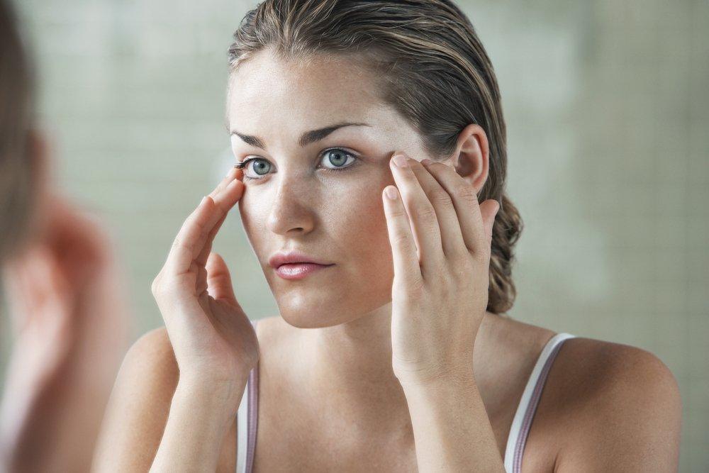 Признаки преждевременного старения кожи