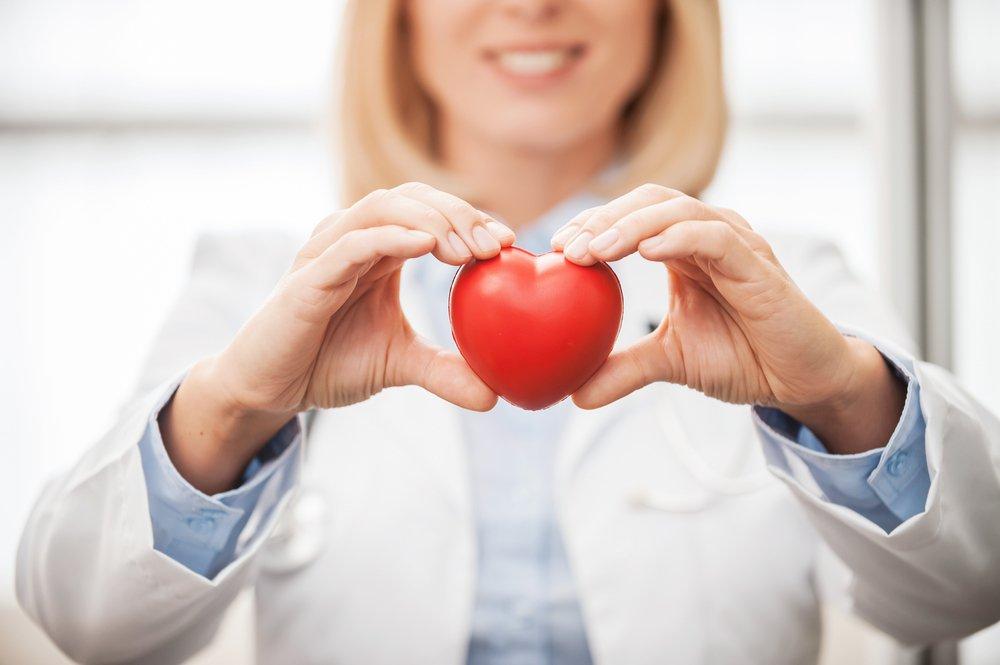Болезни сердца у мужчин и женщин
