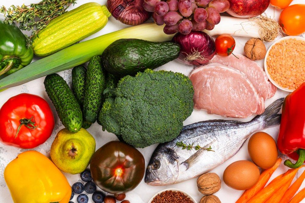 Пеганская диета в домашних условиях: разрешенные продукты питания