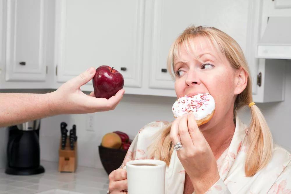 Питание для преодоления тяги к сладкому