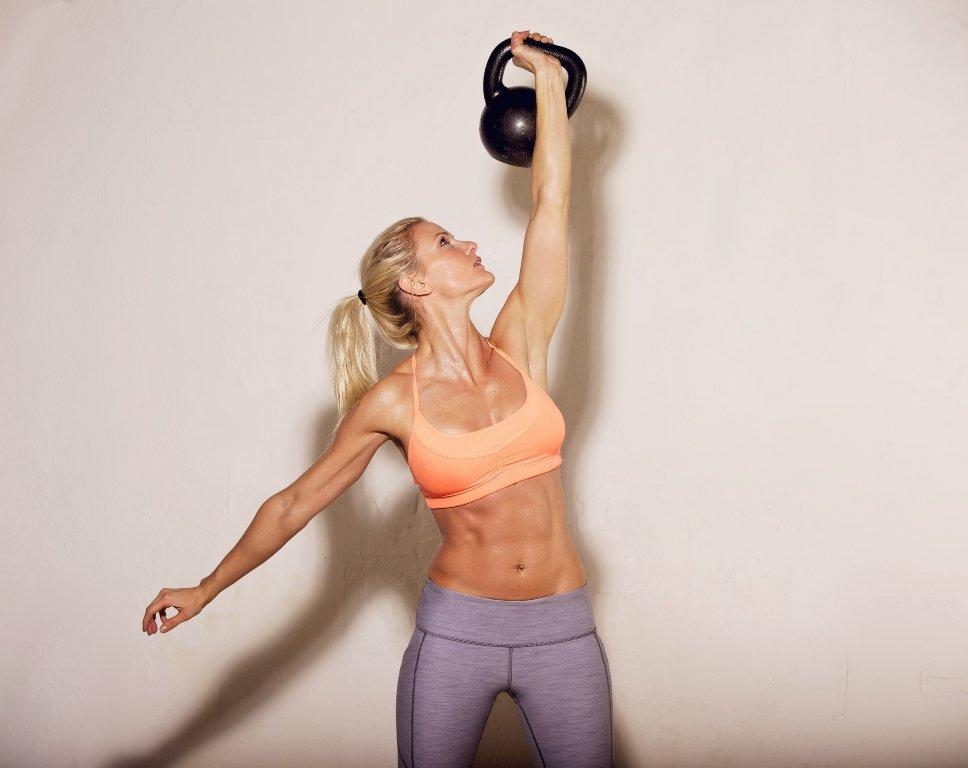 Особенности занятий фитнесом с гирями