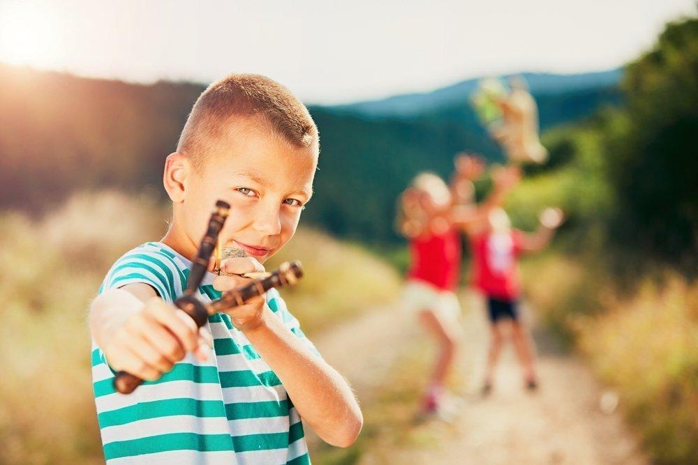 Родители не заостряют внимания на правилах воспитания