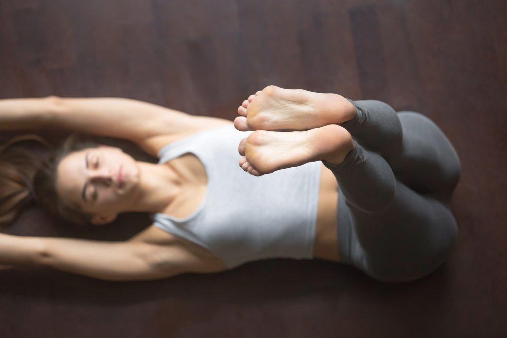Комплекс физических упражнений для похудения боков и живота