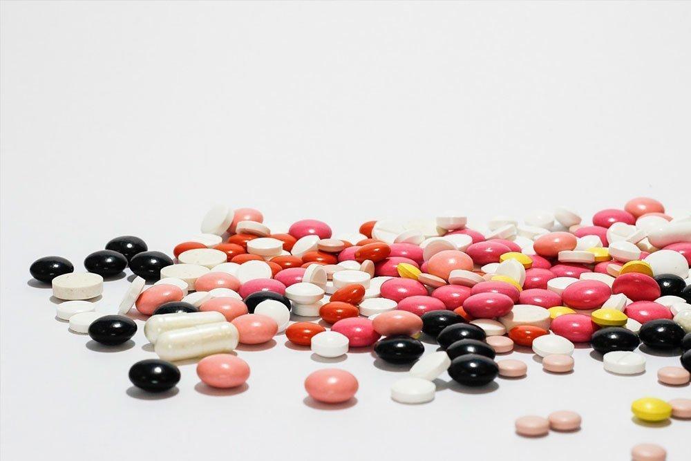 БАДы с L-глютамином