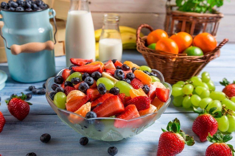 Правильное питание способное уравновесить летний зной