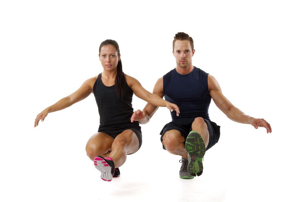 Фитнес-упражнения для проработки мышц живота