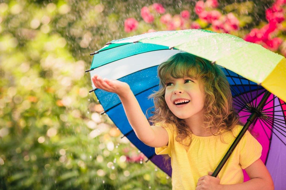 Значение отдыха на свежем воздухе для здоровья детей