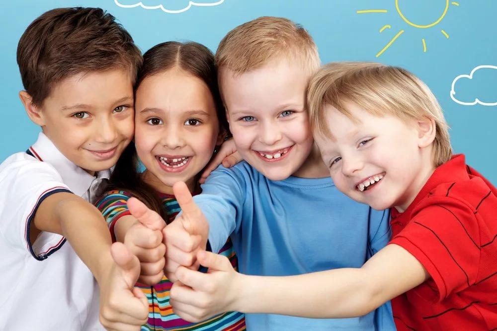 Развитие навыков общения у ребенка