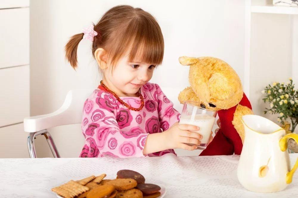 Пищевая реакция у детей