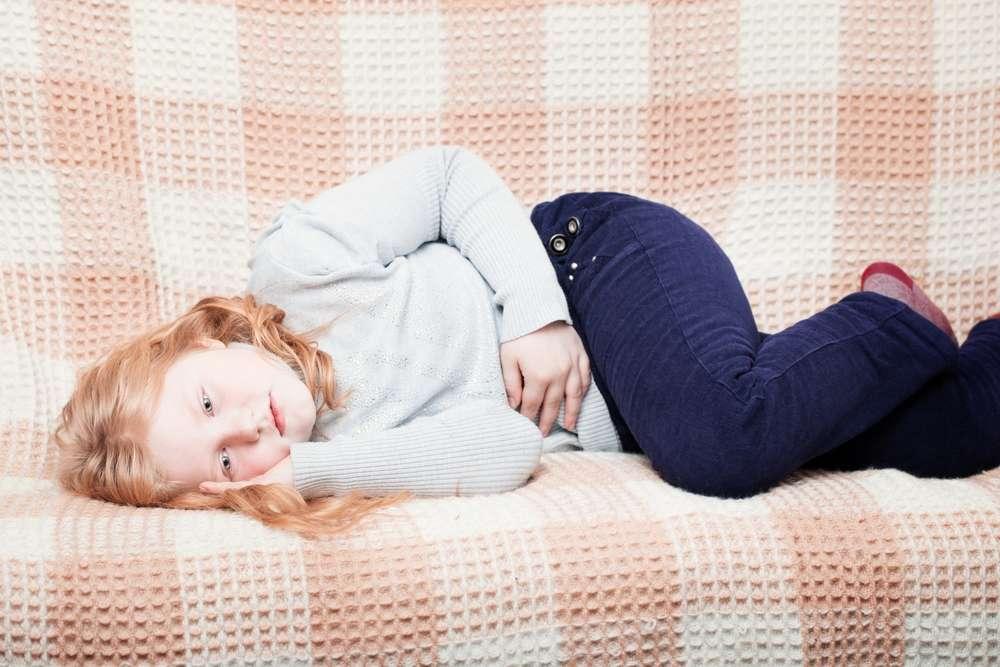 Боли в животе: сигнал тревоги для родителей