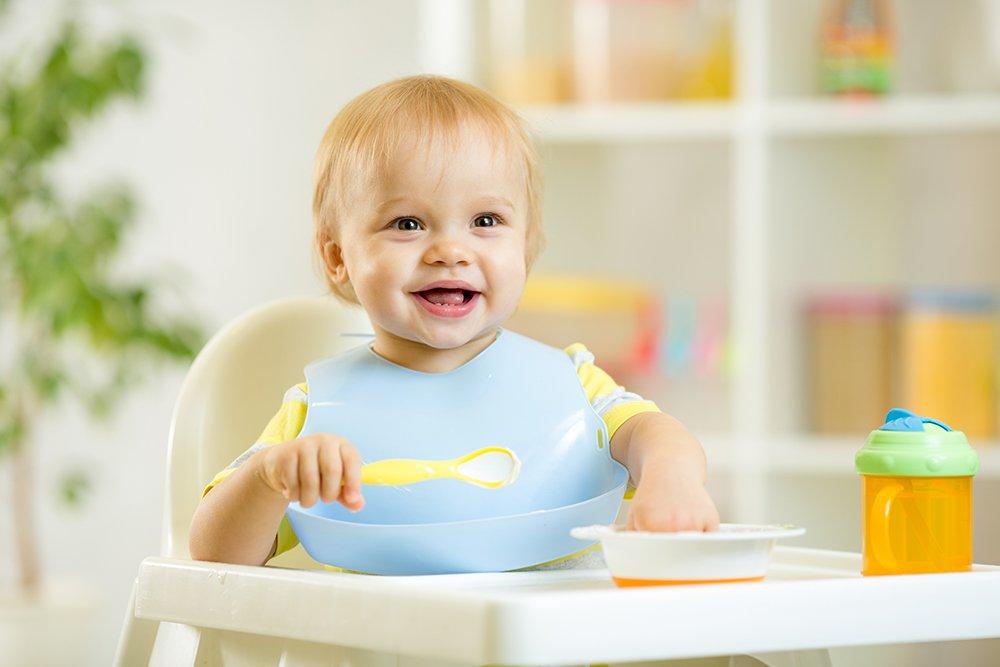 Развитие ребенка и новый навык