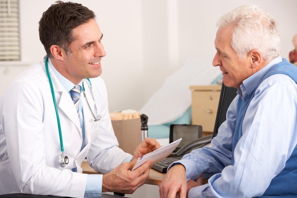 Своевременное обращение к врачу — лучшая профилактика болезней