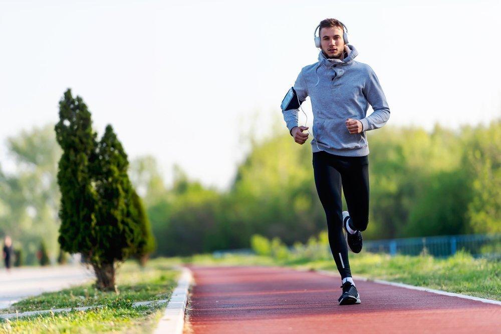 Беговые фитнес-тренировки вместо зарядки