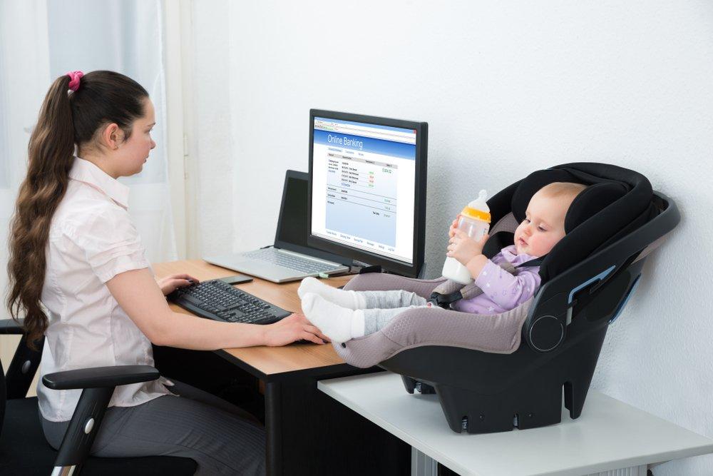 «Я хочу выйти на работу вскоре после родов»