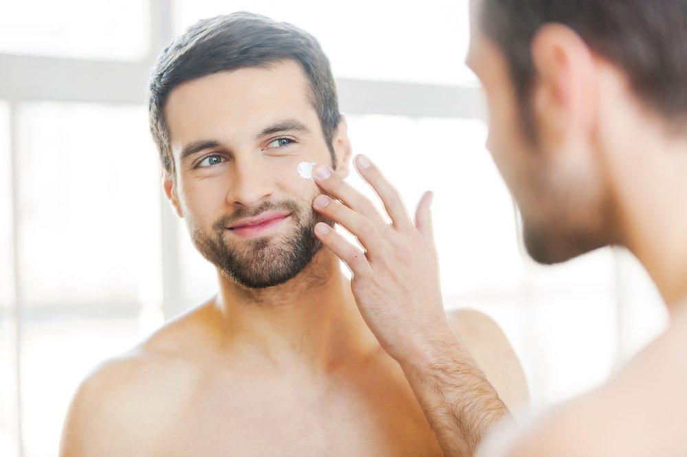Миф 9: Мужчины не нуждаются в санскрине