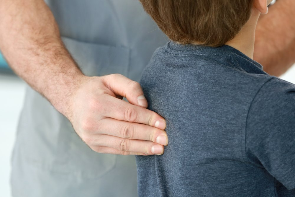 Классификация сколиоза спины