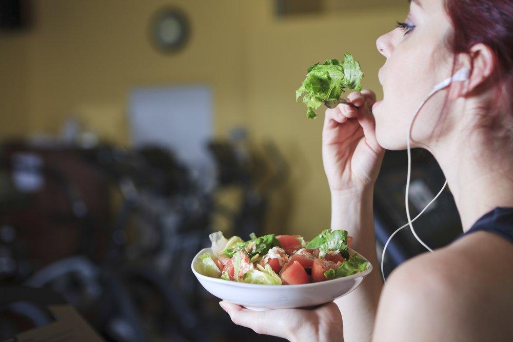 Питание до, во время и после физических нагрузок