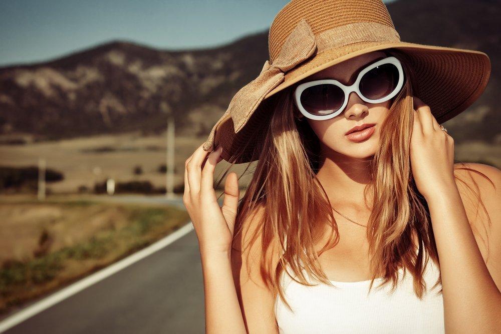 Защита кожи губ от солнца
