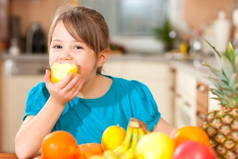 Заботьтесь о здоровом питании ребенка