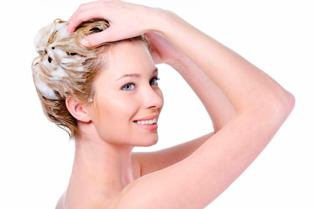 Способы устранения желтизны с волос
