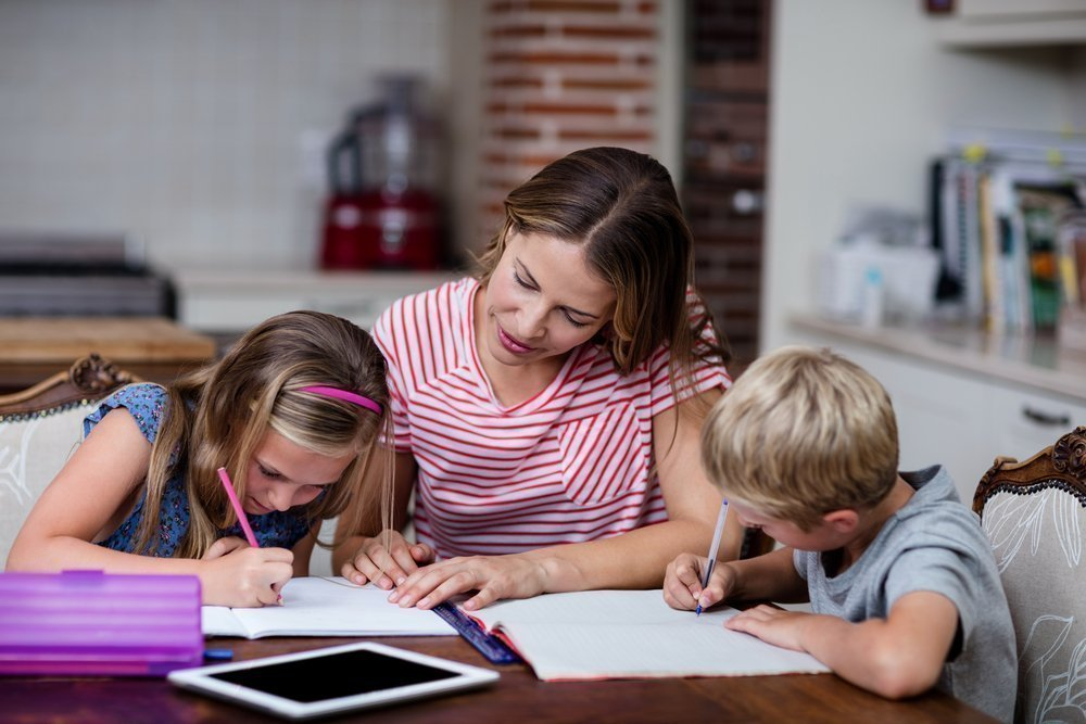 Как правильно организовать домашнее обучение: учителя, программа, проверка знаний?