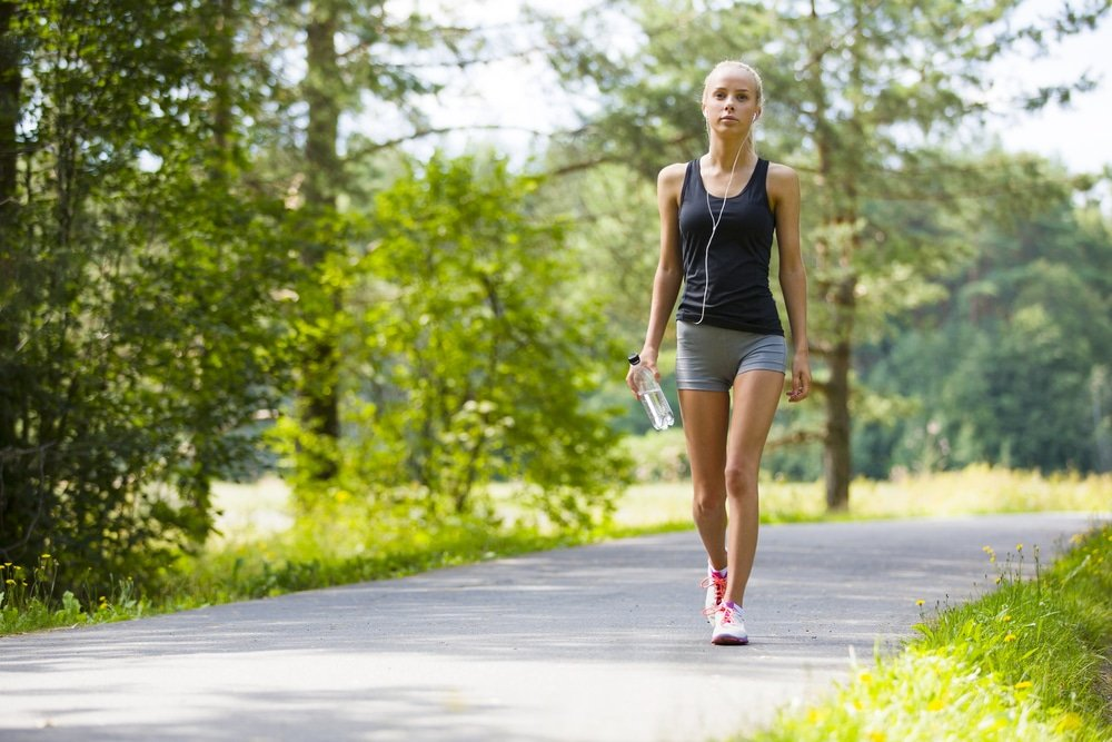 Ходьба задним ходом для похудения