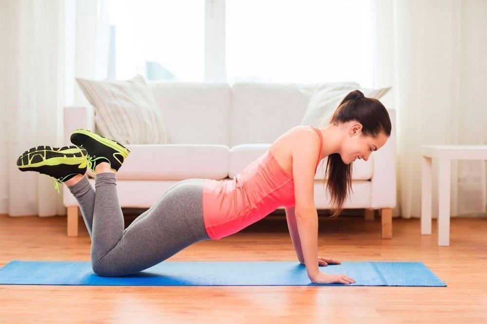 Универсальные упражнения для всех мышц тела